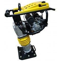 Mai compactor SG80LC STRONG(NOU), motor LONCIN 168F-2H, putere 4.1CP, greutate 70kg - imagine 5