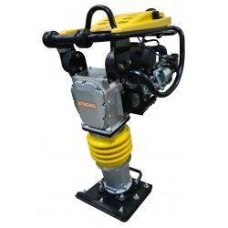 Mai compactor SG80LC STRONG(NOU), motor LONCIN 168F-2H, putere 4.1CP, greutate 70kg - imagine 1