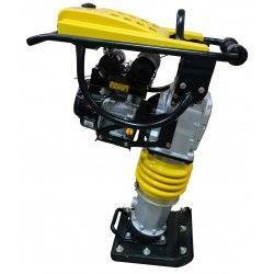 Mai compactor SG80LC STRONG(NOU), motor LONCIN 168F-2H, putere 4.1CP, greutate 70kg - imagine 3