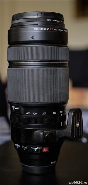 Fujifilm XF 100-400mm f/4.5-5.6 WR OIS - imagine 2