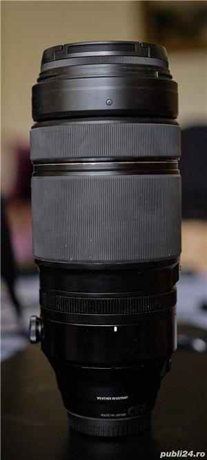 Fujifilm XF 100-400mm f/4.5-5.6 WR OIS - imagine 3
