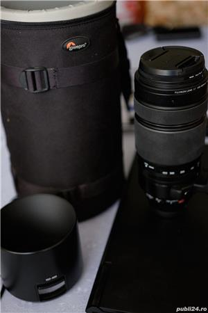 Fujifilm XF 100-400mm f/4.5-5.6 WR OIS - imagine 1
