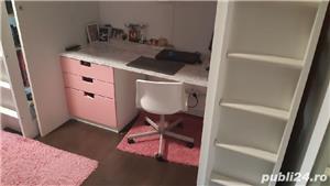 vand pat supraetajat IKEA pt copii - imagine 5