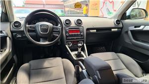 Audi A3 Revizie + Livrare GRATUITE, Garantie 12 Luni, RATE FIXE, 1400 benzina, 2009, Euro 5 - imagine 7
