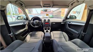 Audi A3 Revizie + Livrare GRATUITE, Garantie 12 Luni, RATE FIXE, 1400 benzina, 2009, Euro 5 - imagine 8