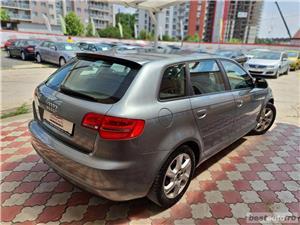 Audi A3 Revizie + Livrare GRATUITE, Garantie 12 Luni, RATE FIXE, 1400 benzina, 2009, Euro 5 - imagine 5