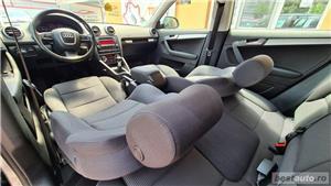 Audi A3 Revizie + Livrare GRATUITE, Garantie 12 Luni, RATE FIXE, 1400 benzina, 2009, Euro 5 - imagine 11