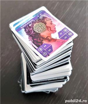 Star Wars cartonașe plasticate 55 de bucăți de la Kaufland - imagine 3