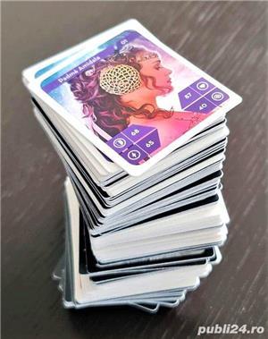 Star Wars cartonașe plasticate 55 de bucăți de la Kaufland - imagine 4