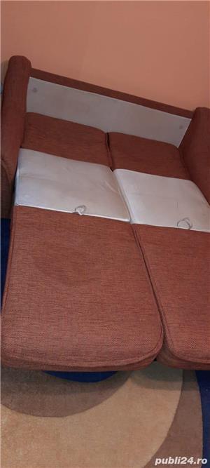Canapea 2 locuri  - imagine 2