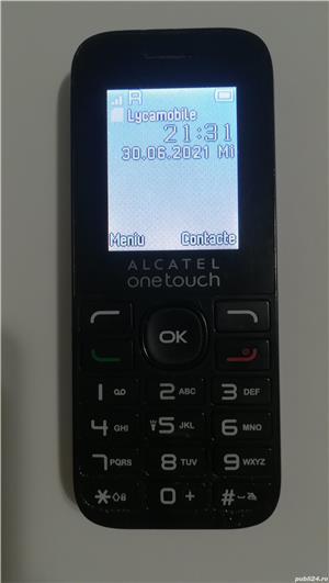 ALCATEL OneTouch 1016G (liber la retea) - imagine 1