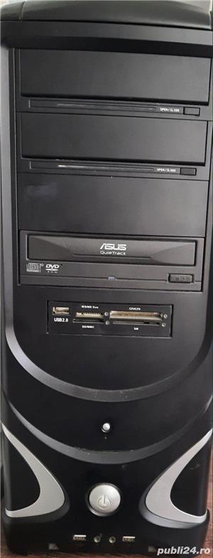 Unitate PC + Monitor LG + Imprimantă Canon  - imagine 2