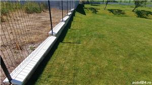 Capace palarii coame din beton alb si colorat pentru garduri si stalpi. Calitate extra! - imagine 6