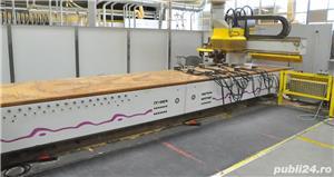 VAND CNC profesional Germania centru de prelucrare pentru mobilier lemn Optimat HOMAG BAZ 32/50/G  - imagine 1