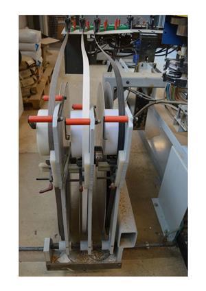 VAND CNC profesional Germania centru de prelucrare pentru mobilier lemn Optimat HOMAG BAZ 32/50/G  - imagine 5