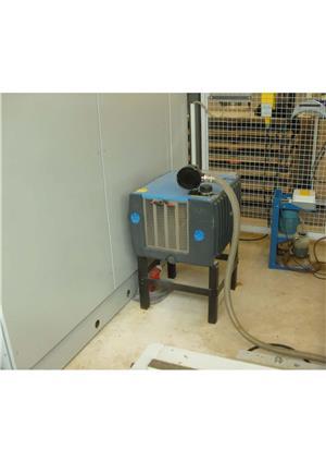 VAND CNC profesional Germania centru de prelucrare pentru mobilier lemn Optimat HOMAG BAZ 32/50/G  - imagine 9