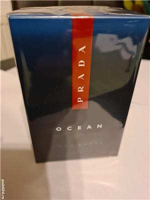 Apa de toaleta Prada - Luna Rossa Ocean 100 ml - imagine 1