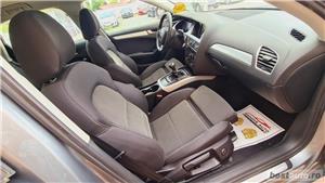 Audi A4 B8 Revizie + Livrare GRATUITE, Garantie 12 Luni, RATE FIXE, 1800 Benzina,160Cp,2008 - imagine 15