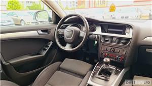Audi A4 B8 Revizie + Livrare GRATUITE, Garantie 12 Luni, RATE FIXE, 1800 Benzina,160Cp,2008 - imagine 17