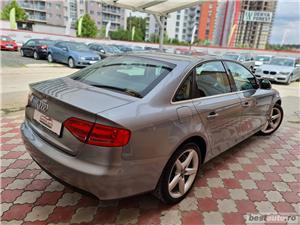 Audi A4 B8 Revizie + Livrare GRATUITE, Garantie 12 Luni, RATE FIXE, 1800 Benzina,160Cp,2008 - imagine 5