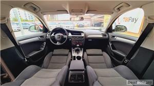 Audi A4 B8 Revizie + Livrare GRATUITE, Garantie 12 Luni, RATE FIXE, 1800 Benzina,160Cp,2008 - imagine 8