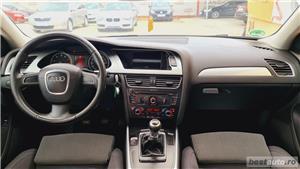 Audi A4 B8 Revizie + Livrare GRATUITE, Garantie 12 Luni, RATE FIXE, 1800 Benzina,160Cp,2008 - imagine 16