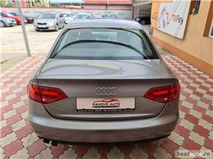 Audi A4 B8 Revizie + Livrare GRATUITE, Garantie 12 Luni, RATE FIXE, 1800 Benzina,160Cp,2008 - imagine 9