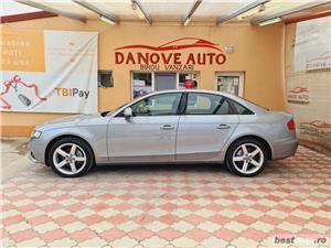 Audi A4 B8 Revizie + Livrare GRATUITE, Garantie 12 Luni, RATE FIXE, 1800 Benzina,160Cp,2008 - imagine 4