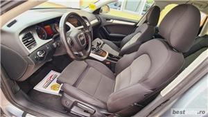 Audi A4 B8 Revizie + Livrare GRATUITE, Garantie 12 Luni, RATE FIXE, 1800 Benzina,160Cp,2008 - imagine 6