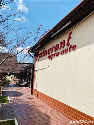 Restaurant Urvind cu parcare tiruri angajează supervizor  - imagine 1