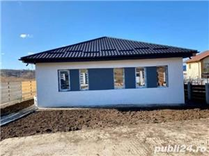 Vannd si produc case confecționate din structura de lemn.  - imagine 1