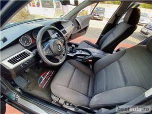 Bmw Seria 5 520d - CASH / RATE FIXE / LIVRARE GRATUITA / GARANTIE / BUY-BACK / AUTOTURISM VERIFICAT - imagine 7
