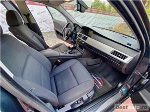 Bmw Seria 5 520d - CASH / RATE FIXE / LIVRARE GRATUITA / GARANTIE / BUY-BACK / AUTOTURISM VERIFICAT - imagine 12
