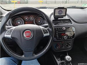 Fiat Grande Punto Evo 2011 , Euro 5,1.4 benzina, 141000km, 2900 EUR pret fix - imagine 8