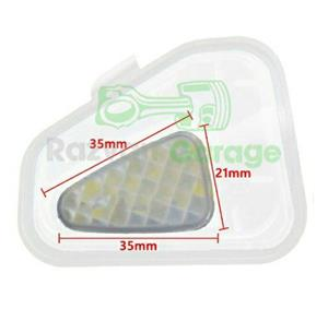 Set 2 lampi Led sub oglinda 6000k VW Passat CC B7 Jetta puddle lights - imagine 8